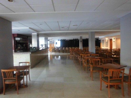 BQ Belvedere Hotel : По вечерам тут проходили выступления