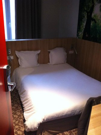 Hotel balladins Lille: Taille chambre
