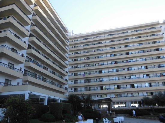 BQ Belvedere Hotel : отель