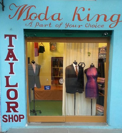 ‪Moda King Tailor Shop‬