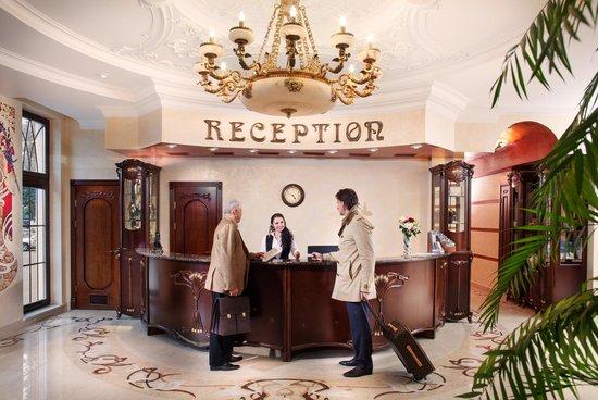 Staro Hotel : Reception