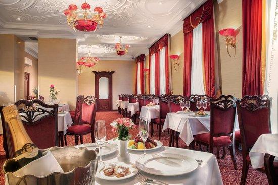 Staro Hotel : Restaurant