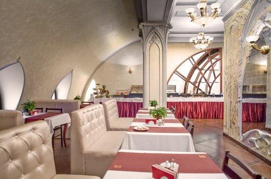 Staro Hotel : Breakfast zone