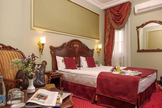 Staro Hotel: Double room