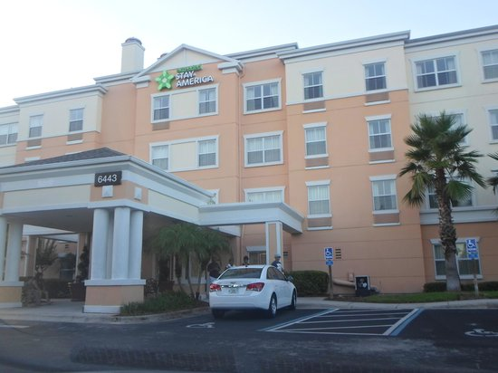 Extended Stay America - Orlando - Convention Ctr - 6443 Westwood: Fachada del Hotel