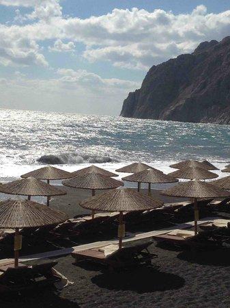Levante Beach Hotel: Камари пляж