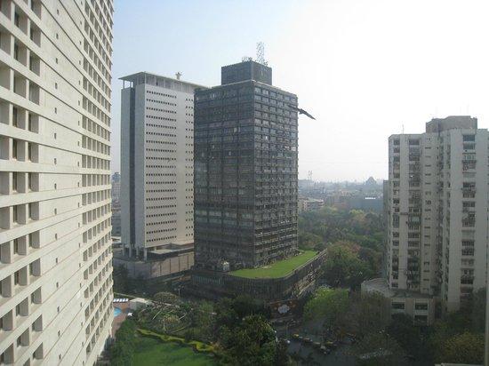 The Oberoi, Mumbai : вид из номера