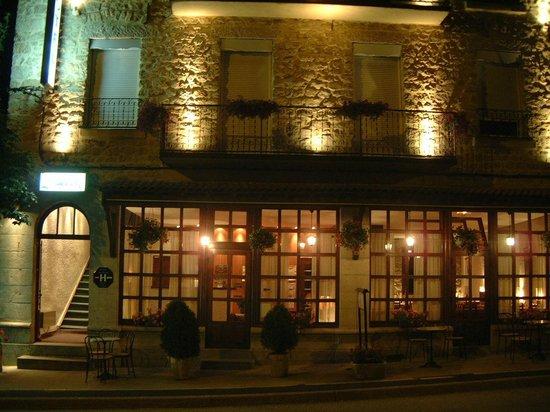 Hôtel Restaurant  L'Arche : votre hôtel