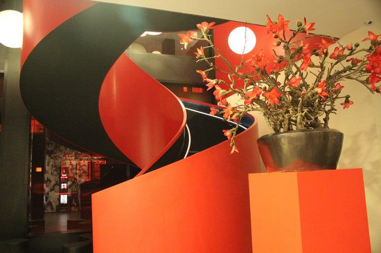 citizenM Glasgow : Sleek and modern