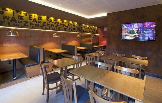 Mister Pizza: Foto salão interno