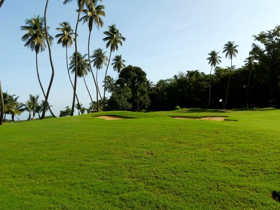 Dorado Beach Resort & Golf Club: Hole #4