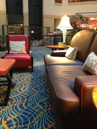 The Renaissance World Golf Village Resort: Lobby