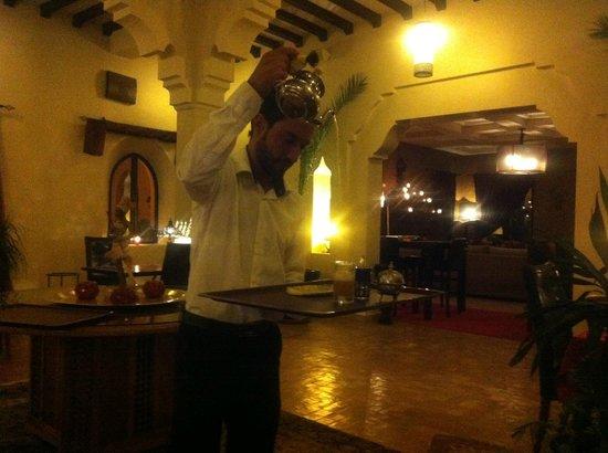 Riad Al Mendili Kasbah : The Dining Hall