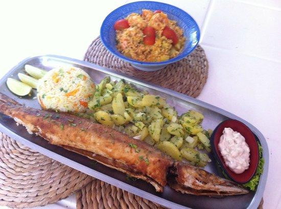 Barra do Una, SP: Tradicional Pescada Bicuda ao forno