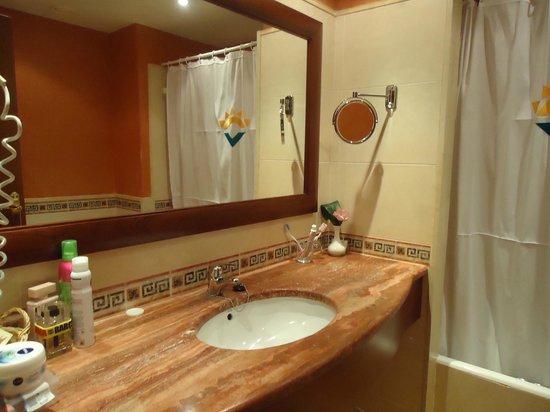 Valentín Star Hotel: baño