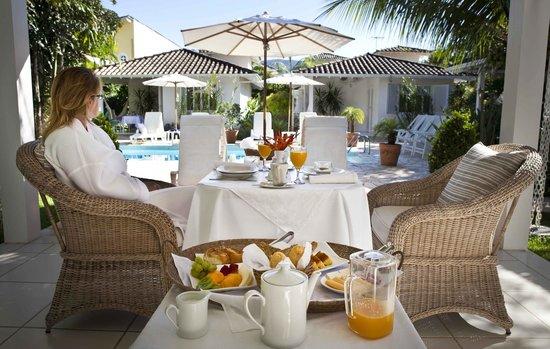 Vivenda Paraty: breakfast