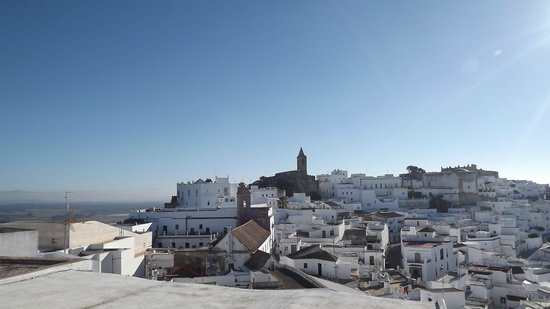 ‪‪El Cobijo de Vejer‬: View from our terrace‬