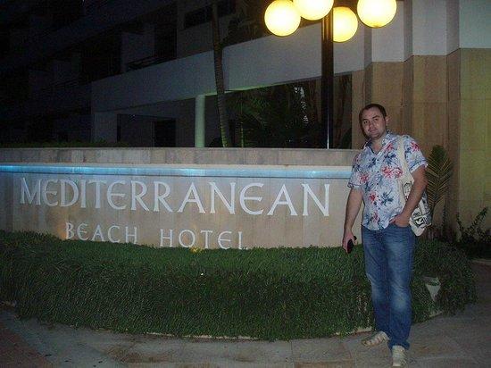 Mediterranean Beach Hotel: our hotel