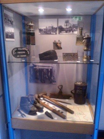 Erewash Museum: Mining gear