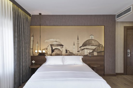 Boutique Saint Sophia Hotel: Deluxe Room