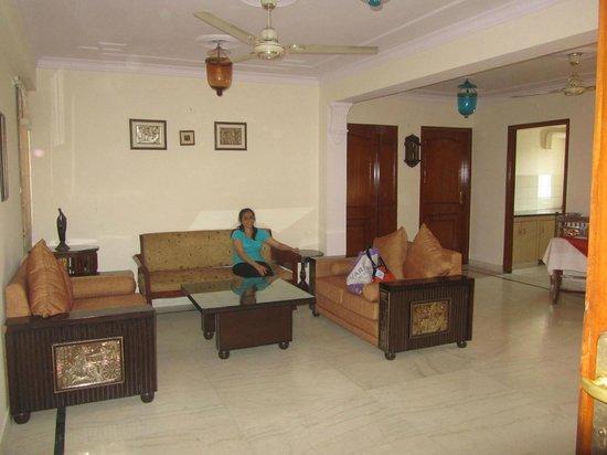 Hari Mahal Palace: 5