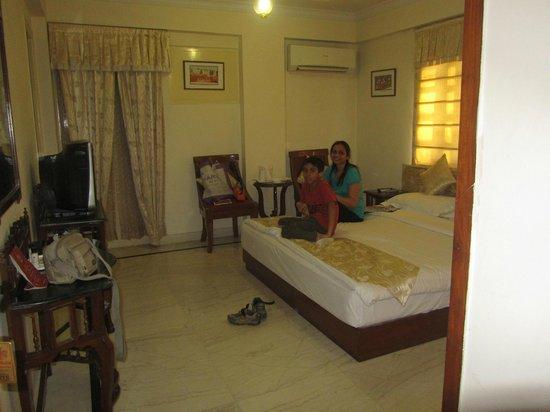 Hari Mahal Palace: 1