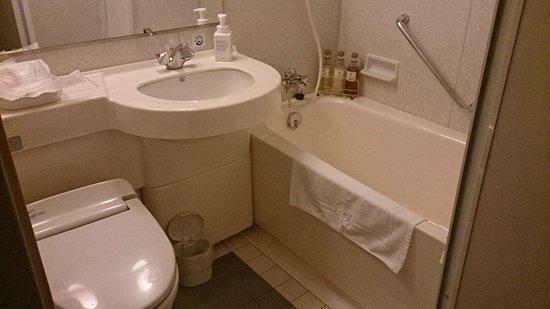 Hotel Sunroute Hakata: 部屋