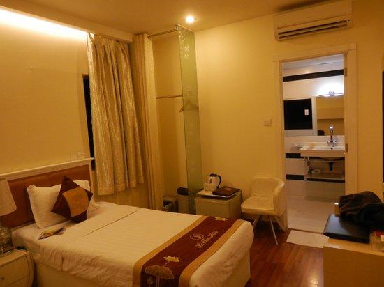 Ho Sen Hotel: 部屋