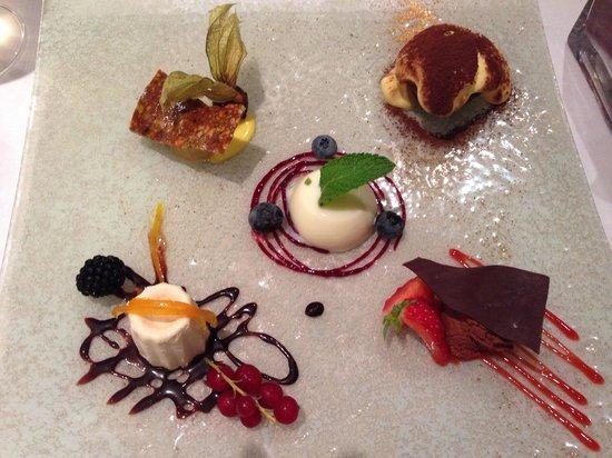 Il Galeone: Degustazione di dolci