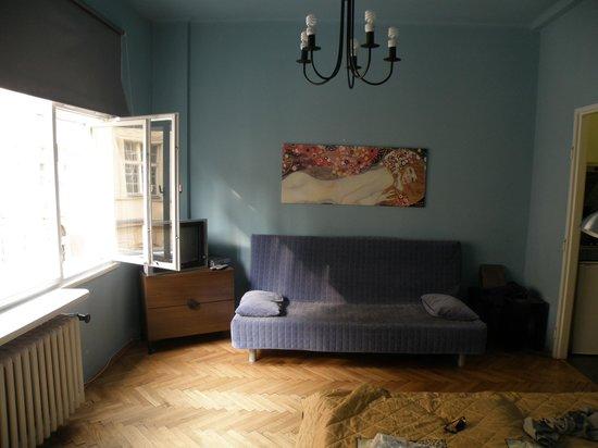 Apartment Konvikt: Номер