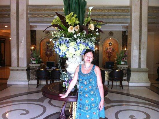 LK Residence: холл отеля