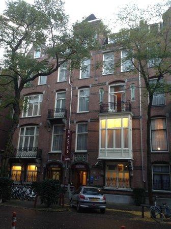 Hotel Aalders: Hotel Aadler, Amsterdam