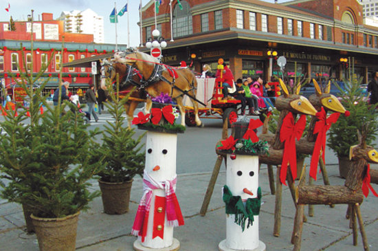 Christmas in the ByWard Market | Ottawa Tourism