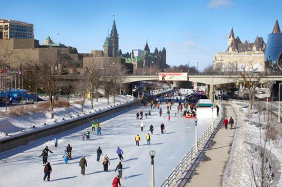 Hotels Near Rideau Centre Ottawa
