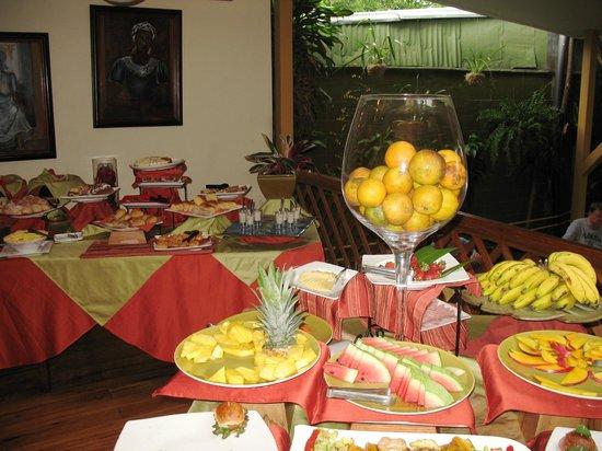 Hotel Aranjuez : The incredible breakfast