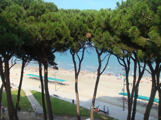 Hotel Terramarina: Вид из номера