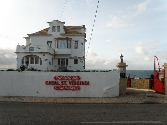 Casal Santa Virginia: Отель
