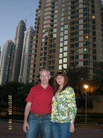 โรงแรมซิตี้แม็กซ์เบอดูไบ: Бизнес-центр Дубаи