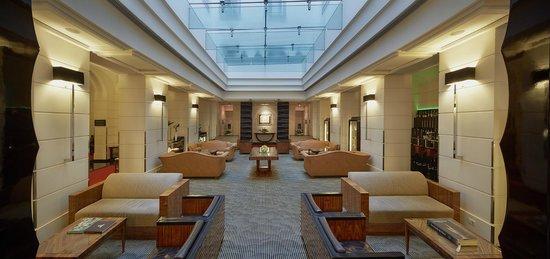 Grand Hotel Via Veneto: The Lobby