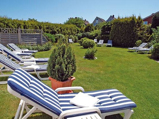 Haus Thorwarth - Hotel-Garni: Garten