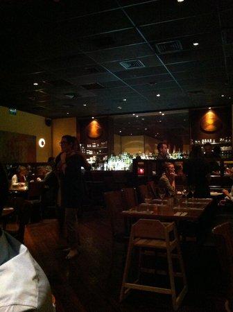 Dixie restaurant in TLV