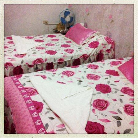 Hostal Zamora: Lovely bedroom