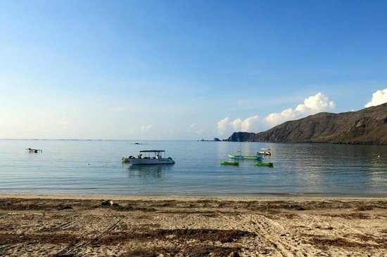 Discovery Divers Lombok: The boat in Kuta