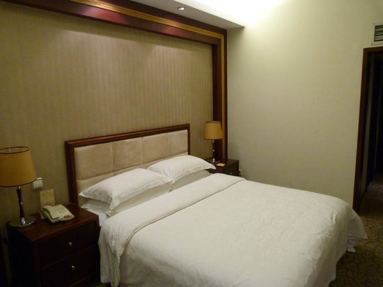 Kehuayuan Hotel: Комната