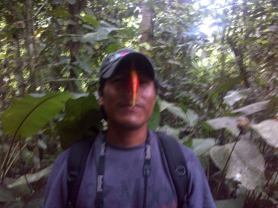 La Selva Amazon Ecolodge: Native guide
