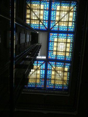 Hampton Inn & Suites Mexico City - Centro Historico: Vista desde el lobby