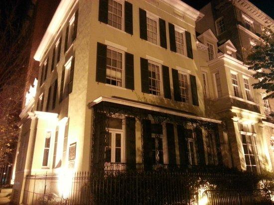 Washington Dc Ghost Tours Dolley Madison House
