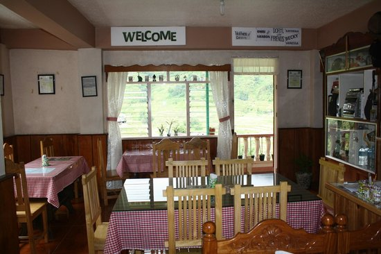 Banaue Homestay: Pleasant place