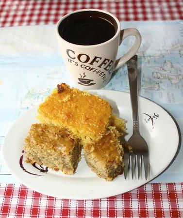 Banaue Homestay: Delicious food