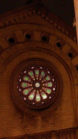 New Hotel Lafayette: А из нашего окна синагога видна!